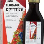 פלורדיקס ברזל עדין בסירופ FLORADIX