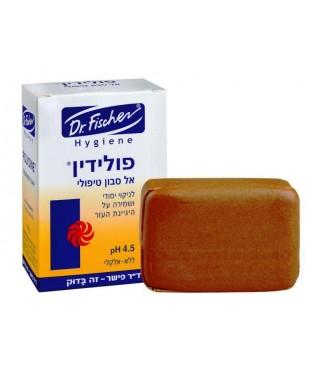 אל סבון טיפולי פולידין אנטיספטי