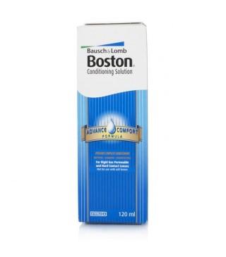 בוסטון - תמיסת השריה לעדשות מגע