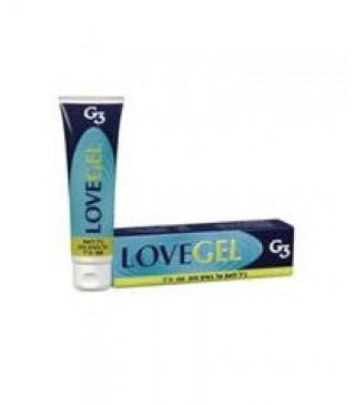 לאב ג'ל - ג'ל לחות על בסיס מים G3 LOVE GEL