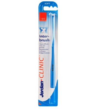 מברשת שיניים Jordan Clinic Interbrush