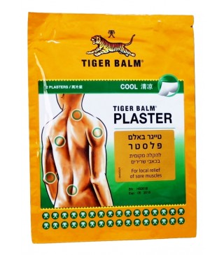 פלסטר טייגר באלם Tiger BALM Plaster