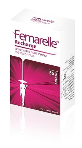 פמארל FEMARELLE לנשים בגיל המעבר