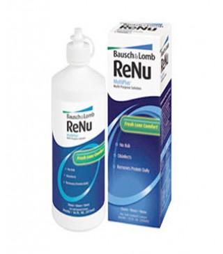 רניו תמיסה רב-תכליתית RENU