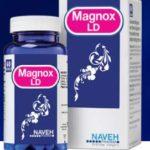 מגנוקס LD תוסף מגנזיום,ויטמינים וצמחי מרפא לנשים בגיל המעבר