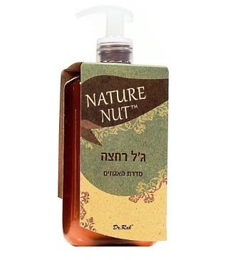 "Nature Nut ג'ל רחצה  ד""ר ראב"