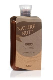 Nature Nut נטורה נט שמפו לשיער רגיל