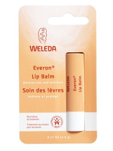 שפתון צמחי וולדה EVERON לשפתיים יבשות Weleda Everon Lip Balm