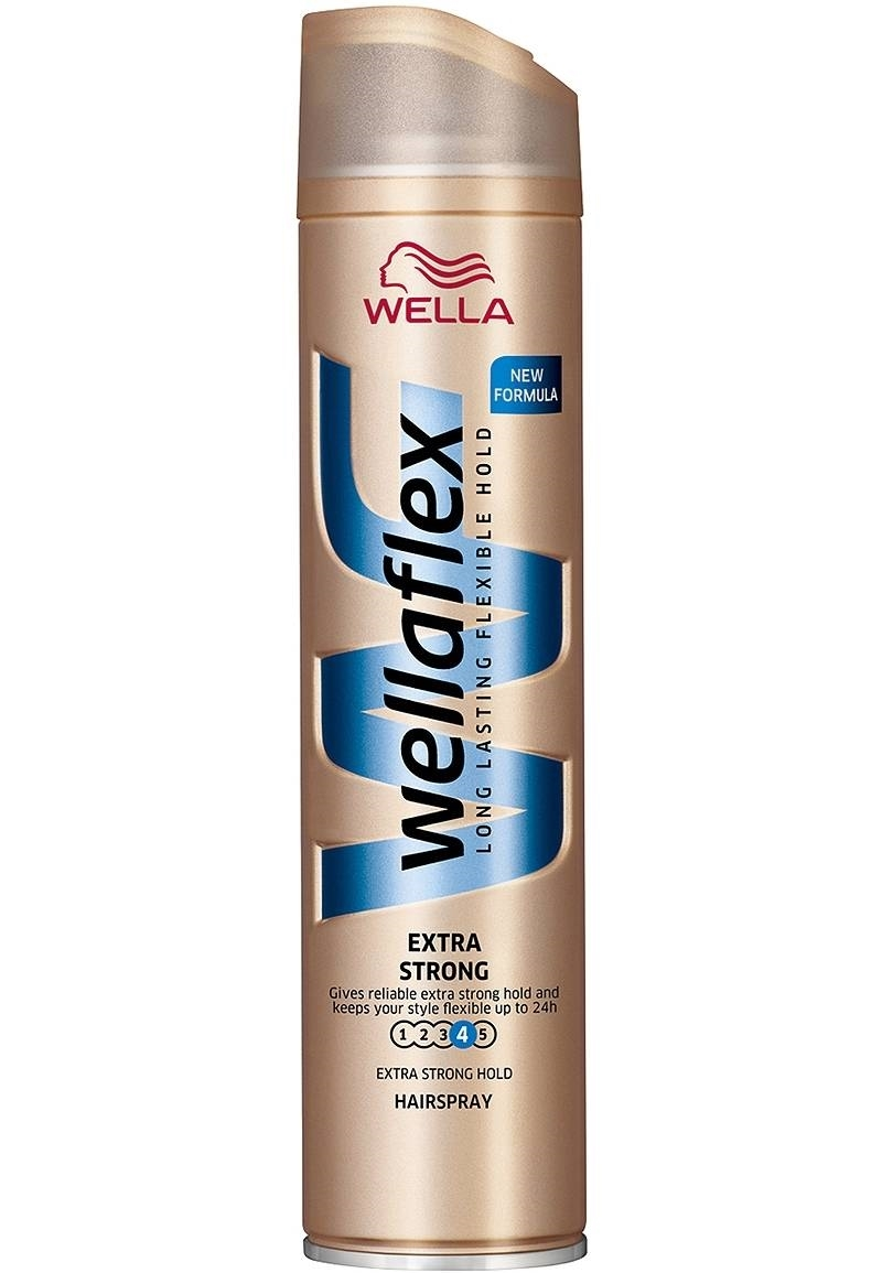 וולה פלקס ספריי לשיער לייצוב חזק Wellaflex Spray EXTRA STRONG