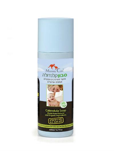 סבון קלנדולה לתינוק של מאמי קר