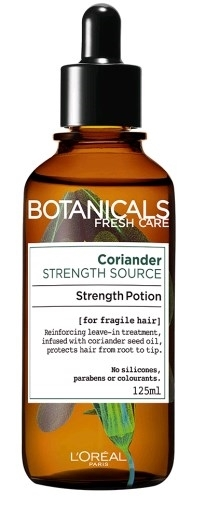 בוטניקלס Coriander סרום חיזוק לשיער לחיזוק סיב השיערה לוריאל