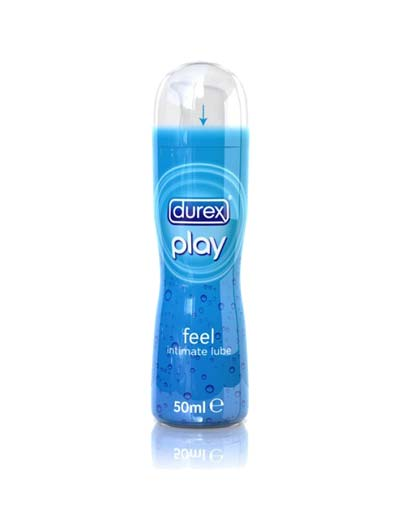 ג'ל סיכוך Durex Play Feel