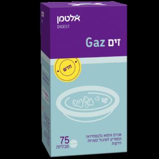 זים GAZ גז אלטמן