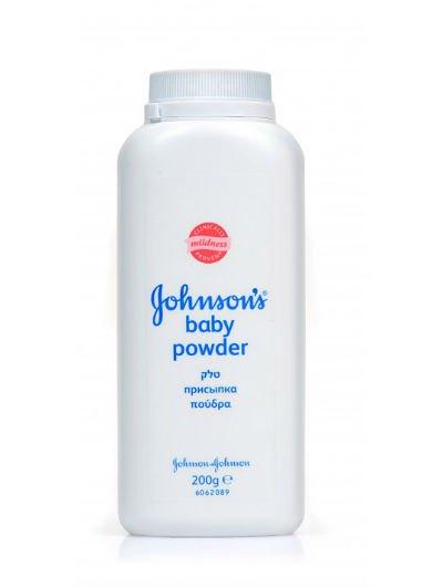 טלק לתינוק ג'ונסון Johnsons Baby Powder
