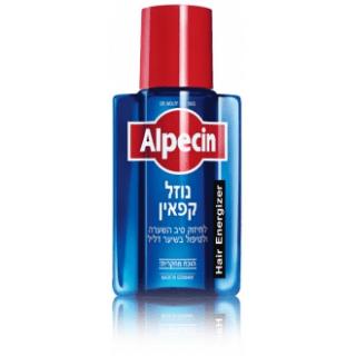 נוזל קפאין Alpecin Caffeine Liquid אלפסין