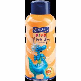"""קידס אל סבון היפואלרגני לילדים KIDS  - בניחוח משמש אפרסק ד""""ר פישר"""
