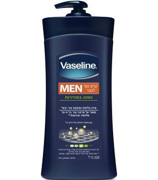 קרם גוף לגבר וזלין Vaseline Men