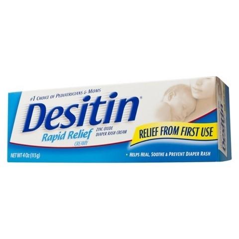 קרם החתלה לתינוקות Desitin דזיטין