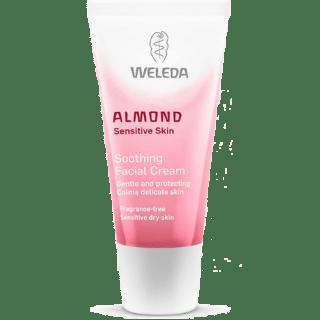 קרם שקדים עשיר לעור פנים עדין ורגיש וולדה WELEDA Almond Soothhing Facial Cream