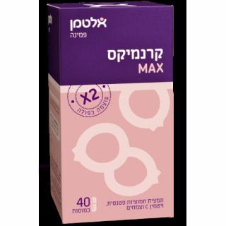 קרנמיקס Cranmix MAX חמוציות