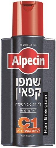 שמפו קפאין אלפסין ALPECIN C1