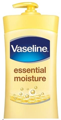 תחליב גוף להזנה עמוקה וזלין Vaseline Essential Moisture