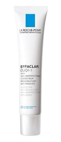 +Effaclar Duo אפקלאר דואו+ לה רוש-פוזה להפחתת ומניעת פגמי עור