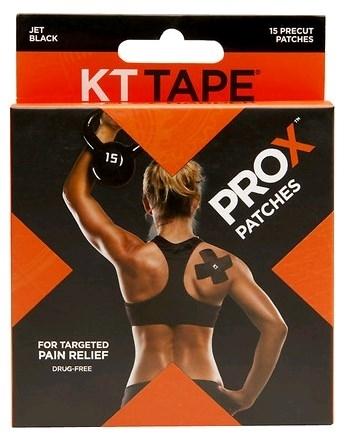 KT TAPE מדבקות להפחתת כאבים PRO-X PATCHES