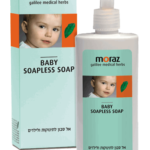 אל סבון לתינוקות ולילדים מורז