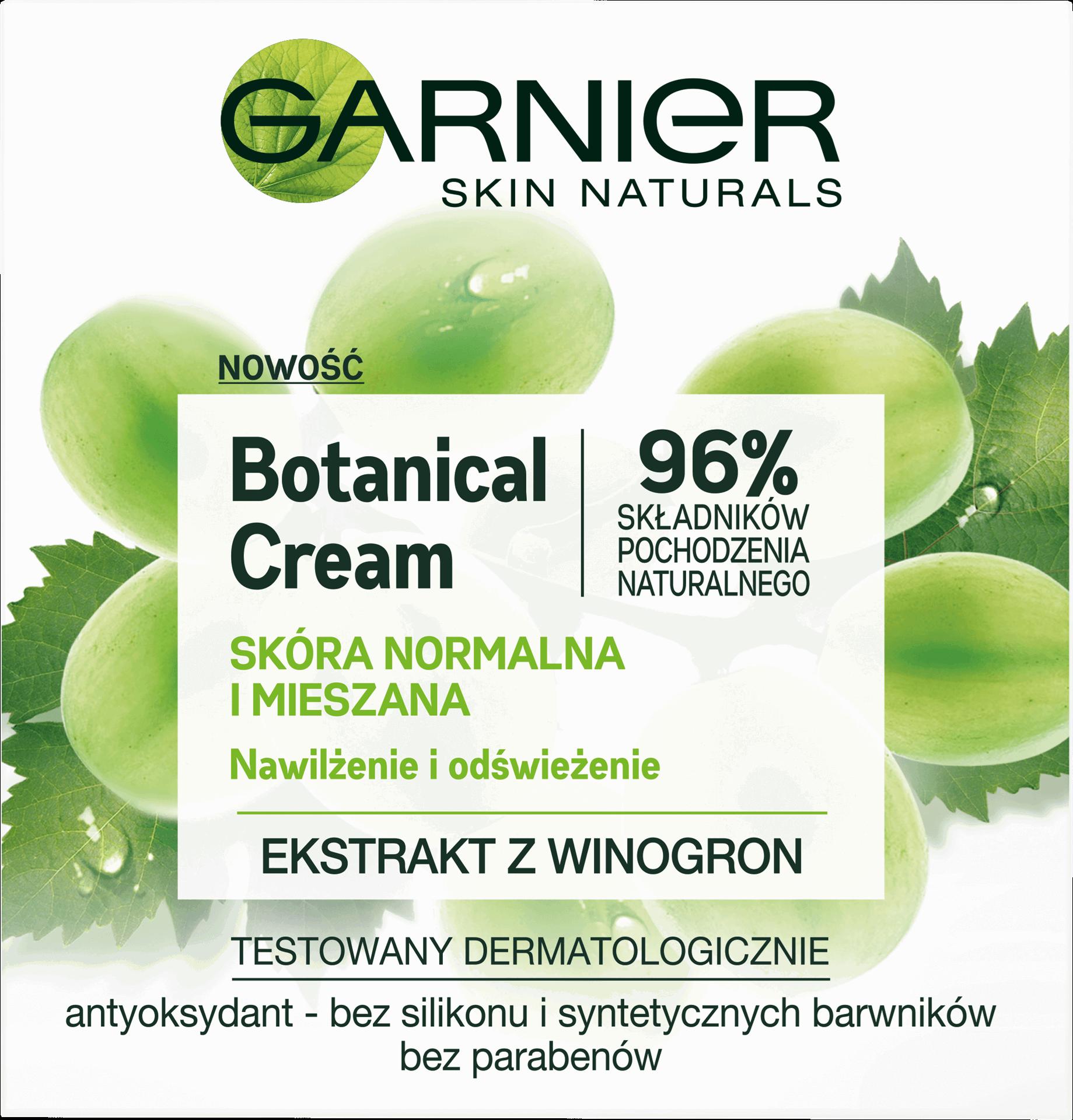 גרנייה בוטניקל קרם פנים Garnier Botanical Cream
