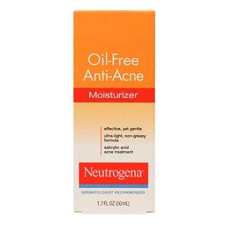 ויזיבלי קליר קרם לחות ללא שומן ניוטרוג'ינה  Neutrogena Visibly Clear Oil Free Moisturiser