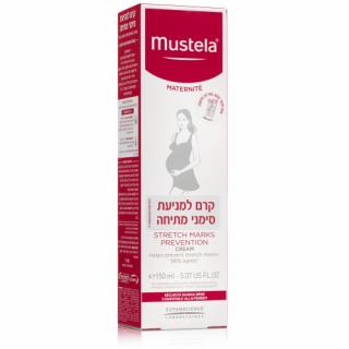 מוסטלה קרם לסימני מתיחה Mustela Stretch Marks Double Action