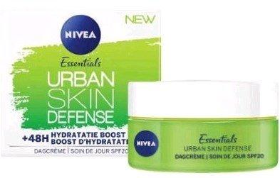 ניוואה אורבן קרם יום Nivea Urban Day Cream