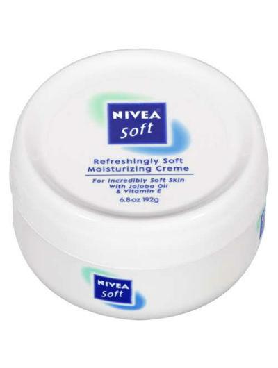 ניוואה קרם לחות רב שימושי במרקם עדין Nivea Soft Cream