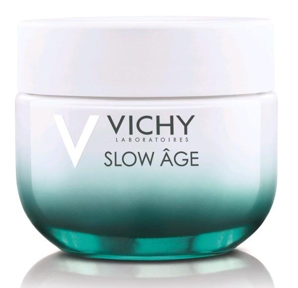 סלואו אייג' וישי קרם יום להפחתת סימני הגיל עם SPF30 Vichy Slow Age Daily Care