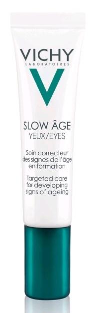 סלואו אייג' קרם עיניים וישי Vichy Slow Age Eyes