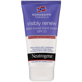 קרם ידיים Neutrogena Visibly Renew