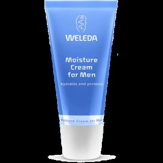 קרם לחות לגבר וולדה Moisture Cream For Men WELEDA