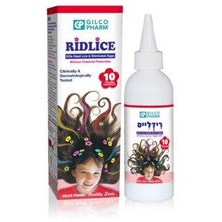 רידלייס Ridlice תכשיר לכינים