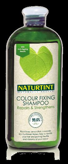 שמפו מטפח לשיער צבוע נטורטינט Naturtint Colour Fixing Shampoo