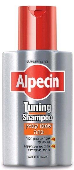 שמפו קפאין כהה אלפסין Alpecin Tuning Shampoo