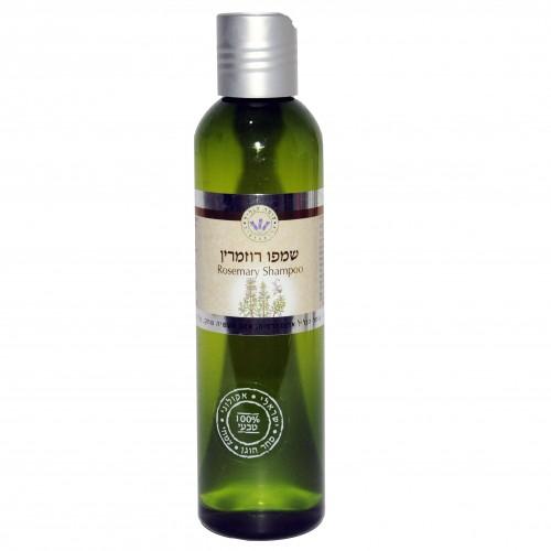 שמפו רוזמרין טבעי עומר הגליל