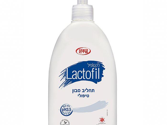 תחליב סבון טיפולי לקטופיל