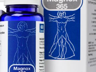 Magnox 365 מגנזיום דיילי מגנוקס
