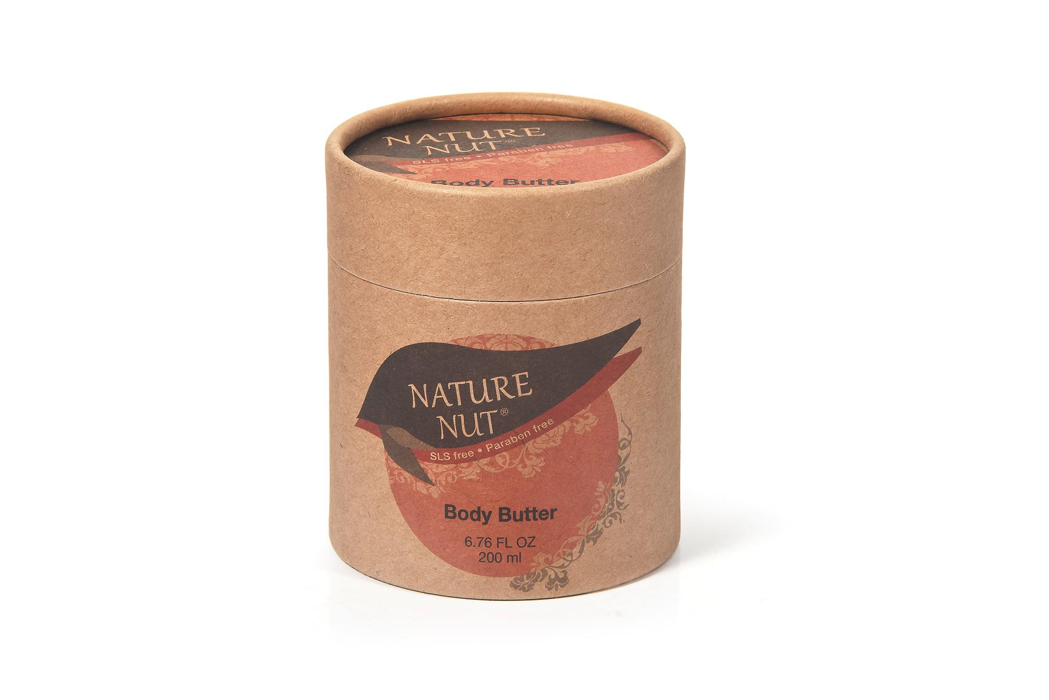 NATURE NUT נייטשר נאט חמאת גוף