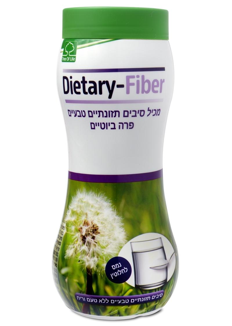 דיאטרי פייבר סיבים תזונתיים טבעיים Dietary-Fiber