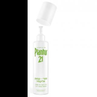 פלנטור Plantur 21 נוטרי קפאין אליקסיר נוזל לטיפול בשיער דליל בנשים צעירות