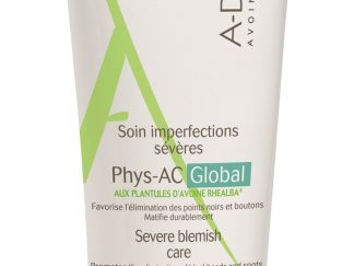 פיזאק גלובל אדרמה קרם לחות לעור שמן הנוטה לפצעונים Aderma Phys-AC Global