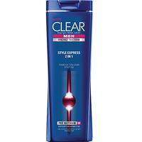 קליר שמפו נגד קשקשים לגבר לעיצוב נוח CLEAR MEN SHAMPOO 2 IN 1
