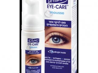 איי קר מוס לניקוי אזור העיניים והעפעפיים Eye Care Mousse